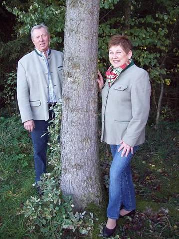 Familie Kraxberger
