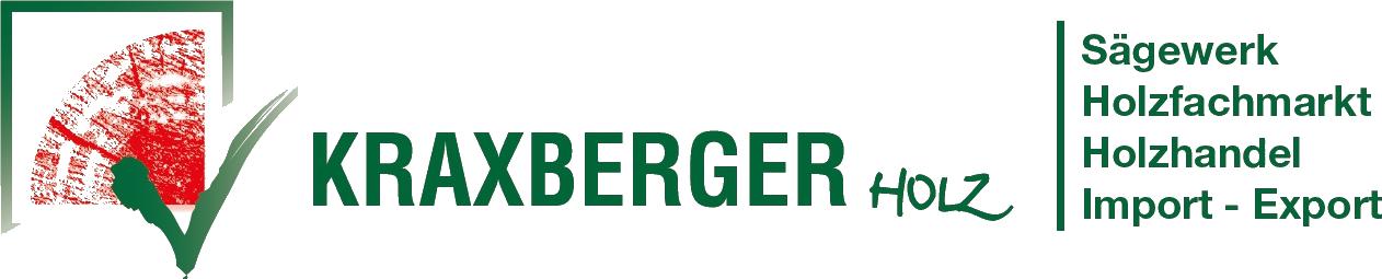 Kraxberger Holz – Ihr Holzspezialist Retina Logo