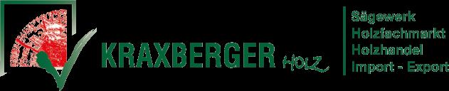 Kraxberger Holz – Ihr Holzspezialist Logo