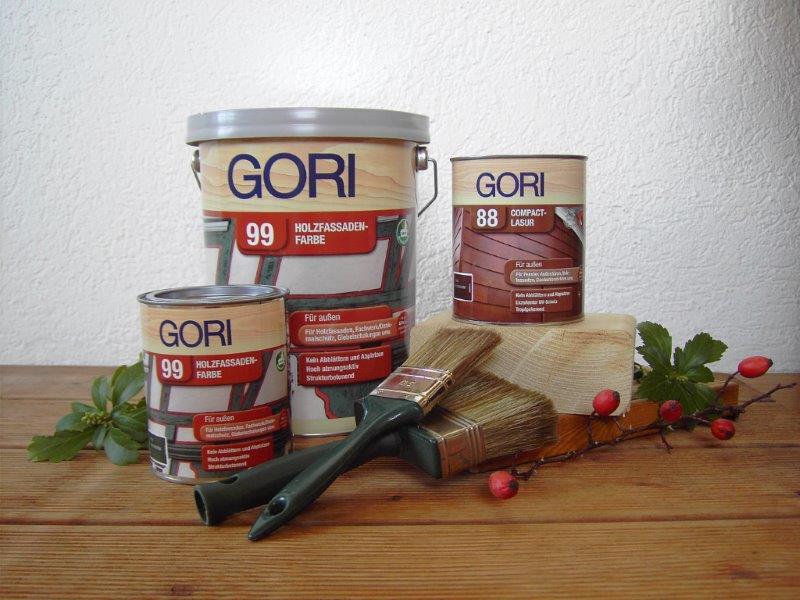 Farben und Lacke für Holz
